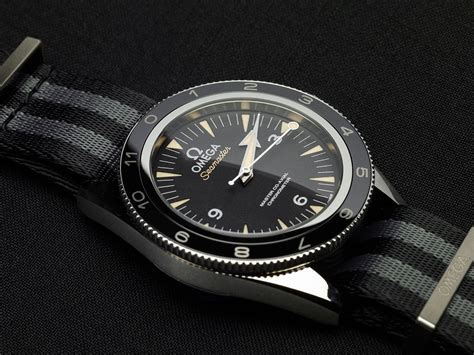 The Omega Seamaster 300 Spectre limited edition   Is this the best Bond watch yet?   Time and
