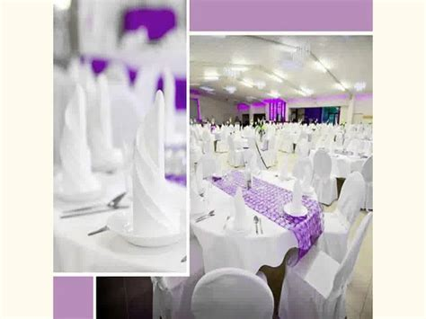 Cheap Wedding Table Decoration Ideas 2015   YouTube