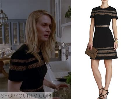 Frock Horror Of The Week Catwalk 11 by American Horror Story Season 3 Episode 11 Cordelia S