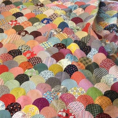Clamshell Patchwork - 17 best images about clamshell quilts on small