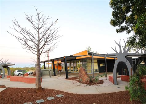 fitzroy crossing courthouse pritchard francis