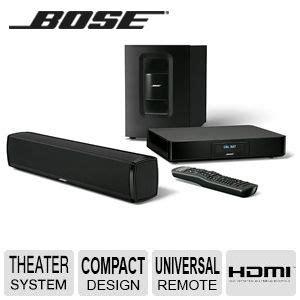 bose cinemate 120 home theater system adaptiq audio