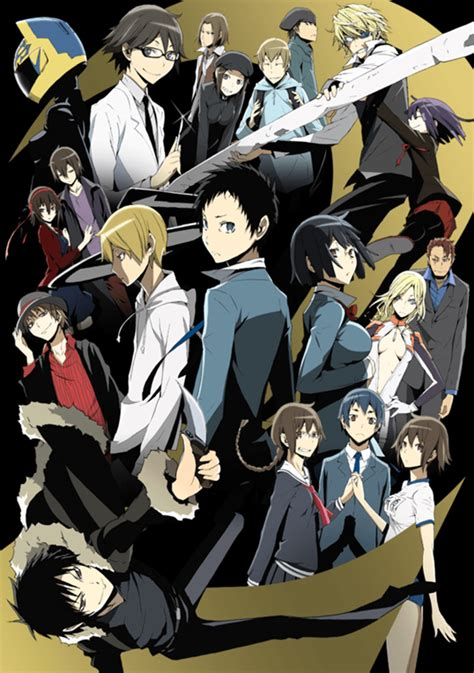 Anime 2 Cour by Crunchyroll Quot Durarara 215 2 Quot Will Be 3 Separate Cour