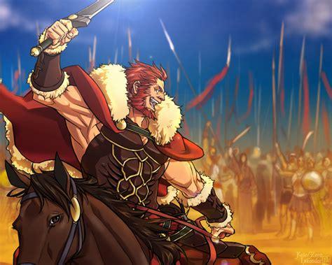 Keychain Iskandar Fate Zero iskandar by ryukigaryu on deviantart