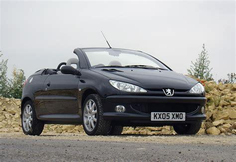 peugeot cabriolet 206 peugeot 206 coup 233 cabriolet review 2001 2007 parkers