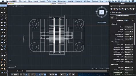 tutorial of autocad 2014 autocad 2014 for mac tutorial what you will learn youtube