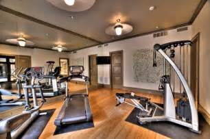 Home Fitness Rooms Exercise Room Contemporary Home Other Metro By