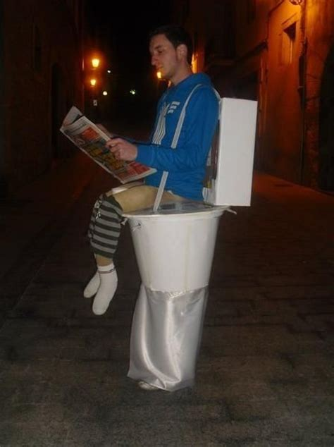 toilet costumes images  pinterest costumes