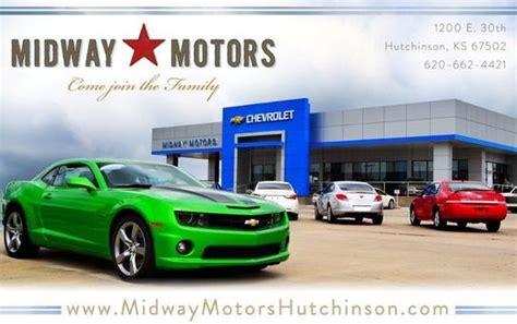 midway motors hutchinson midway motors hutchinson hutchinson ks 67502 car