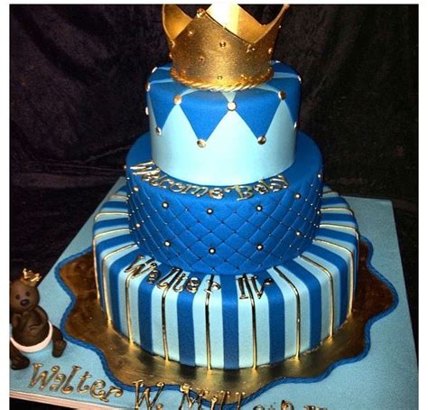 Prince Baby Shower Cakes by Prince Baby Shower Cake Prince Charming
