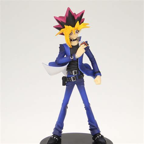 figure yugioh yu gi oh yugi muto figures collectible toys pvc dxf