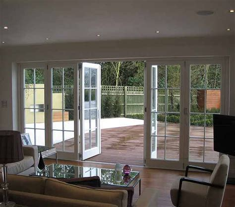 Georgian Patio Doors Bifold Doors Which Can Act Like Patio Doors In You Only Want To Go Into The Garden Or Let
