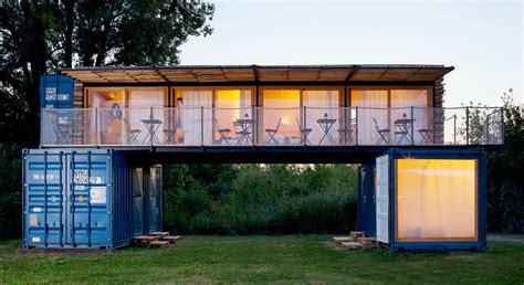 Garage Under House Plans by This Amazing Shipping Container Hotel Can Pop Up Anywhere