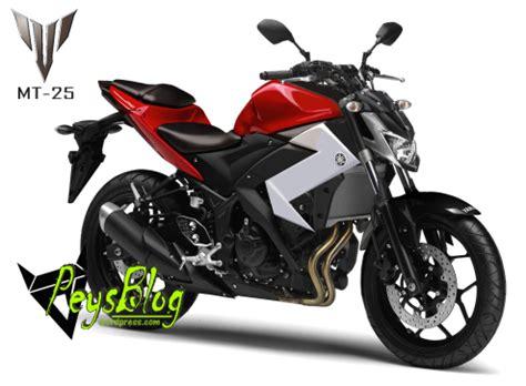 Yamaha Mt25 2016 Pokoknya Mantap yamaha mt25 atau r25 versi seperti inikah sosoknya