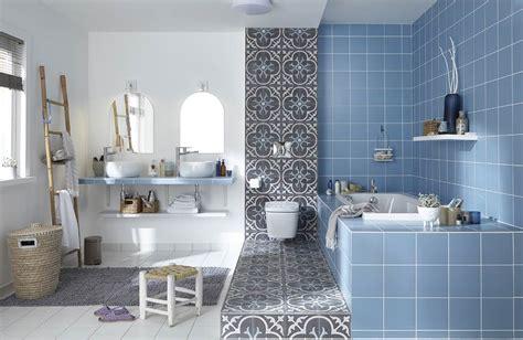bain hairs styles carrelage des motifs forts sur des surfaces limit 233 es