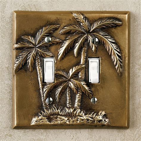 palm tree decor for bedroom palm tree bedroom decor palm tree double switch antique