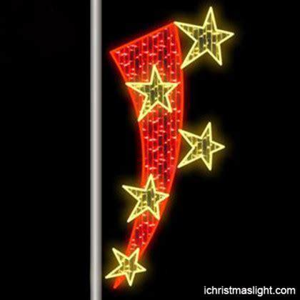 light post decorations led motif light decoration ichristmaslight