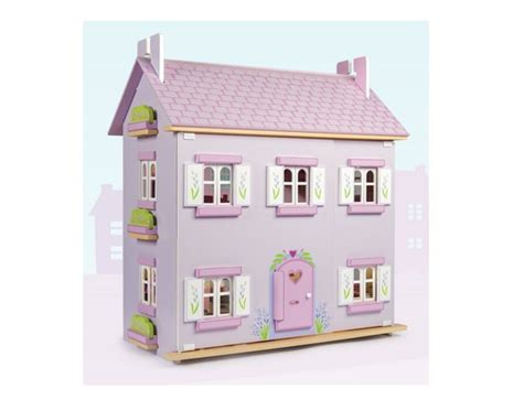 lavender dolls house the lavender wooden dolls house