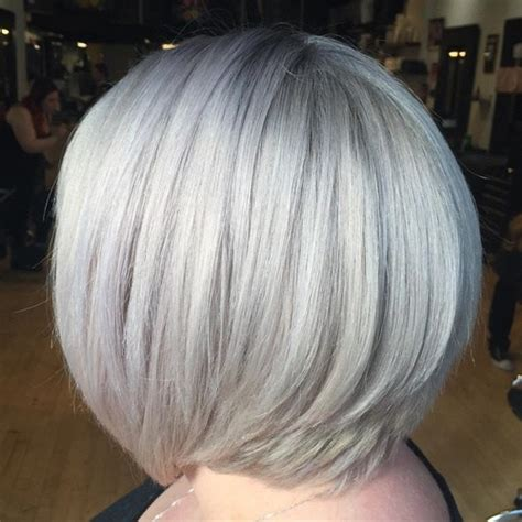 Grey Bob Hairstyles by 60 Gorgeous Hairstyles For Gray Hair