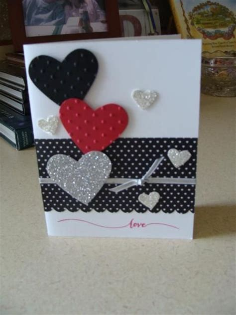 how to make a card for your crush 3 express your with handmade cards handmade4cards