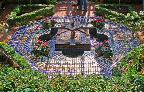 Moorish Fountain Temperate Garden Picture Of Missouri Restaurants Near Missouri Botanical Gardens