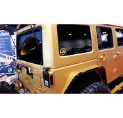 INSANE 4 Door Jeep Wrangler On 24s With 40 Tires CUSTOM