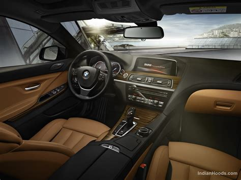 Bmw 6 Series Convertible Interior by Bmw 6 Series Facelifts Revealed Launch In India In 2015