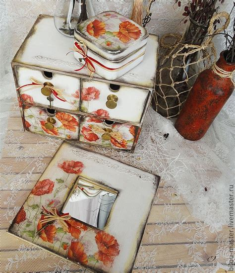 Idea Decoupage - ideas con decoupage todo bonito