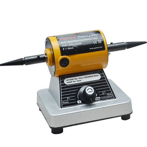 mini bench grinder polisher 20 27day delivery mini polishing machine for jewelry