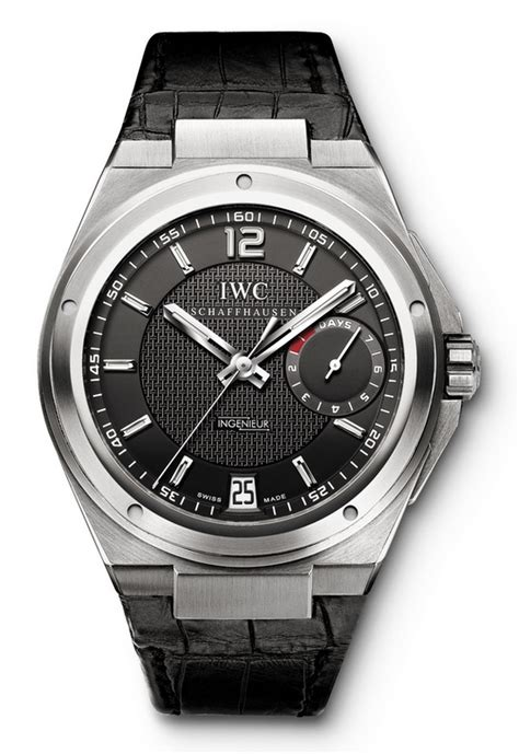 IWC Big Ingenieur Watch   Watch Review