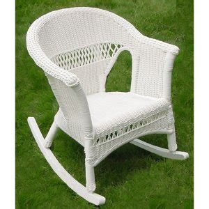 White Wicker Rocking Chair Outdoor by Outdoor Resin Wicker Rocking Chairs On Hayneedle Wicker