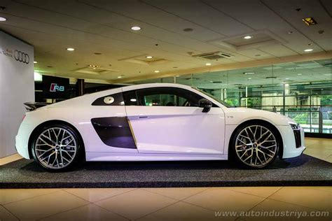 Audi R8 Philippines 2017 Audi R8 V10 Plus Launched In The Philippines Auto