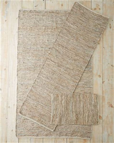 2x3 jute rug eileen fisher leather and jute woven rug 2x3 modern rugs by garnet hill