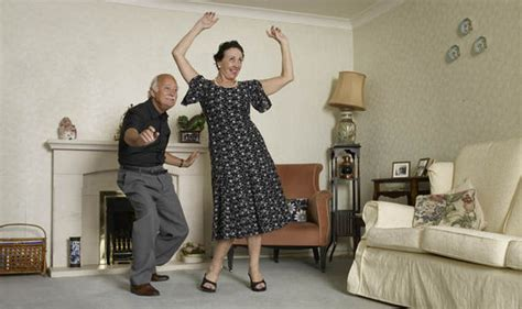 living room dancers learning to shimmy like bruce forsyth could delay