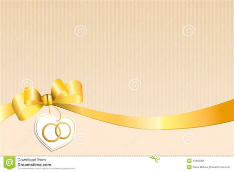 Wedding Background Design Yellow by Abstract Background Beige Strips White Yellow Bow