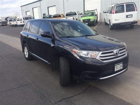 toyota 2013 for sale 2013 toyota highlander sale by owner in fort collins co 80553