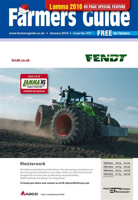 Meca Up Service 1 january 2016 by farmers guide issuu