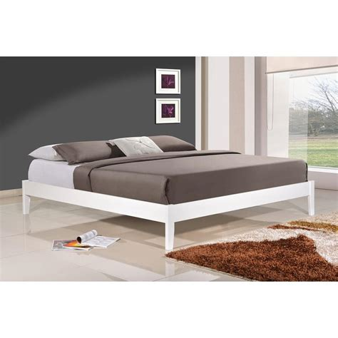 white platform bed queen home decorators collection chennai white wash queen
