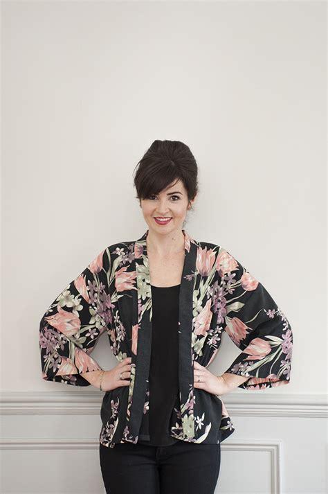 kimono dress pattern uk sew over it kimono jacket sewing pattern sew over it