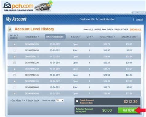 pay pch online it s easy safe and free pch blog - Pch Com Payments