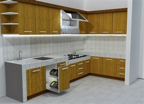 Kitchenset Minimalis Murah home design