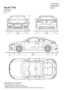 Audi Tt Length Audi Tt Tts Reviews Audi Tt Tts Price Photos And Specs Car