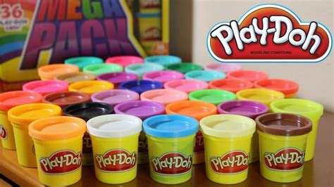 Play Doh Mega Pack 36 Cans top 15 of 2015 toys on every kid s wish list