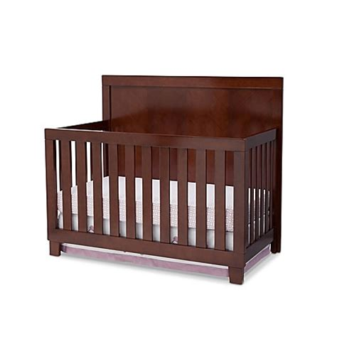 Buy Simmons Kids 174 Bellante 4 In 1 Convertible Crib In Simmons Convertible Crib