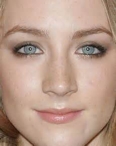 tattoo freckles london saoirse ronan s subtle freckles freckles are god s