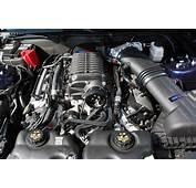 Ford Racing 2011 Mustang Supercharger Modifiyeli