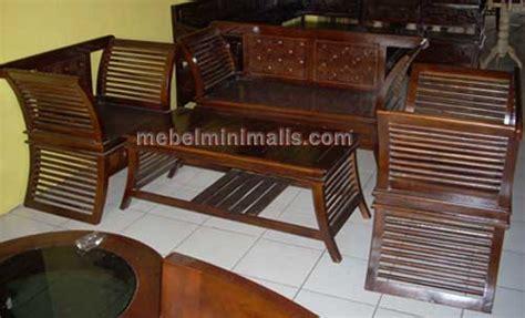 Kursi Tamu Surabaya pusat mebel surabaya gt kursi meja tamu dowel jati jepara