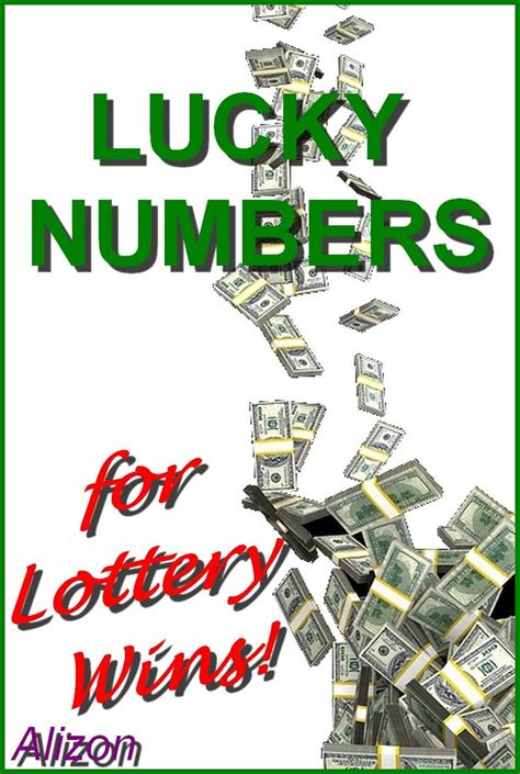 Lucky Money Winning Number - 25 best ideas about winning the lottery on pinterest winning lotto lottery numbers