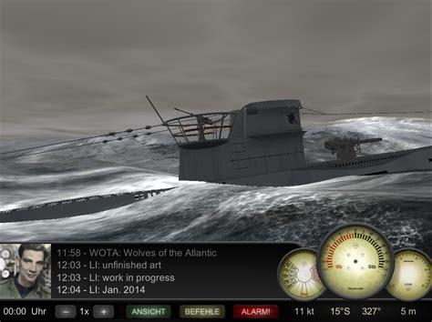u boat video game videos development page 2 subsim 174 radio room forums