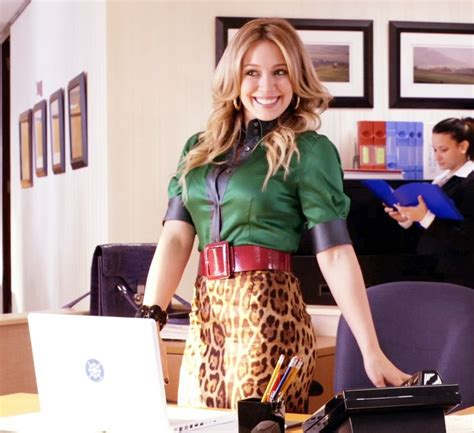Hilary Duff Wardrobe by And The Briefcase Hilary Duff I This